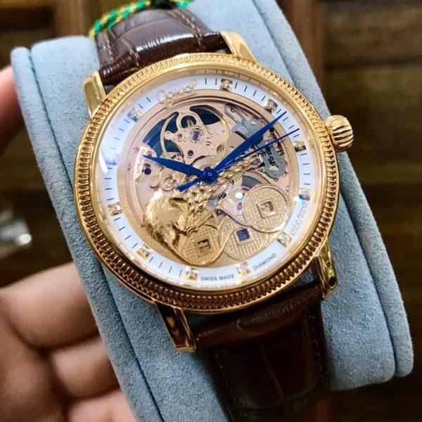 Đồng hồ nam OGIVAL OG358.51AGR-GL