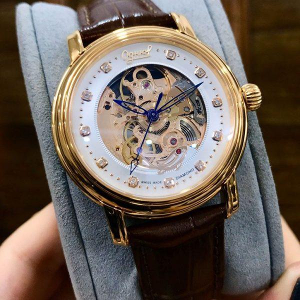 Đồng hồ nam Ogival OG358.61AJMR-GL-T