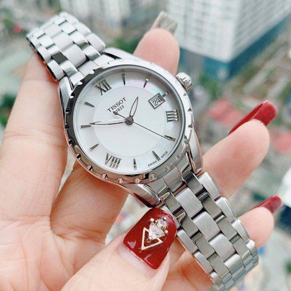Đồng hồ nữ TISSOT LADY T072.210.11.118.00