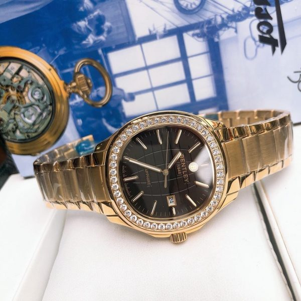 Đồng hồ nam BENTLEY BL1869-101MKBI