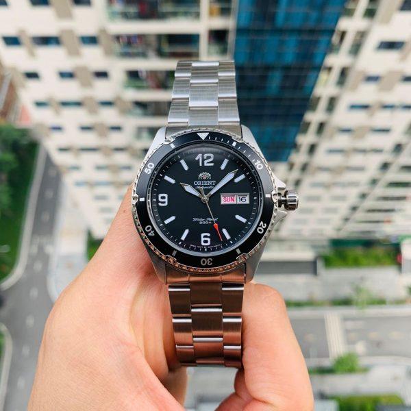 Đồng hồ nam ORIENT MAKO FAA02001B9