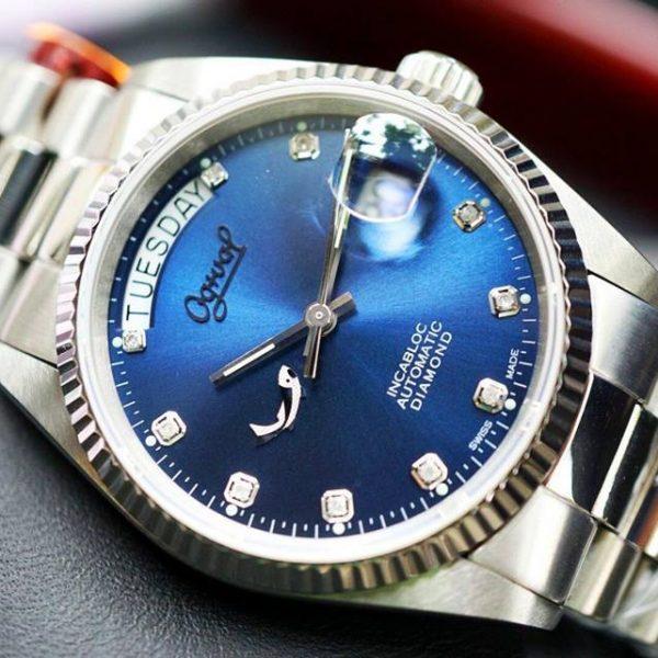 Đồng hồ nam Ogival OG30328MS-X
