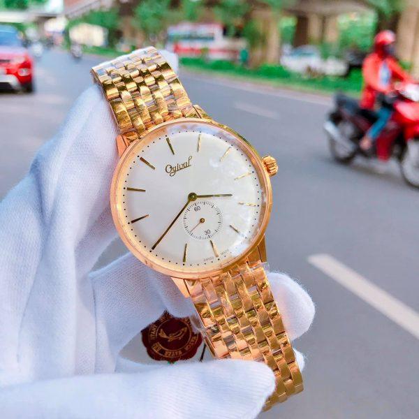 Đồng hồ nam OGIVAL OG1930MK-T