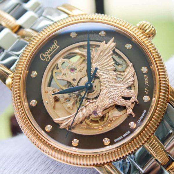 Đồng hồ nam OGIVAL OG358.31AGSR-N