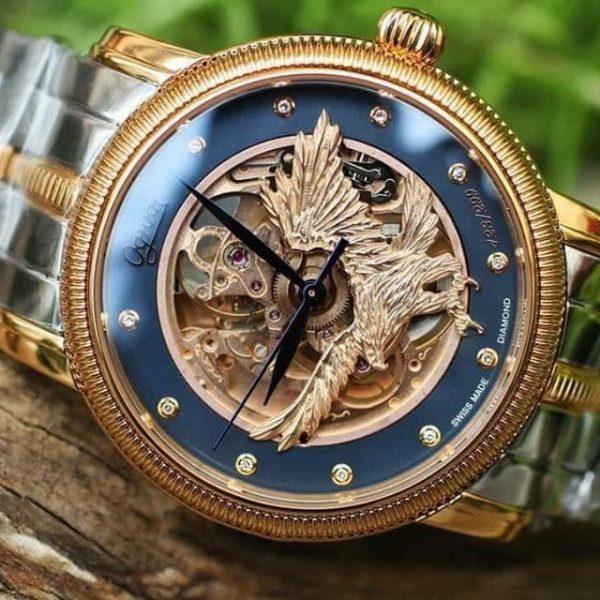 Đồng hồ nam OGIVAL OG358.31AGSR-X