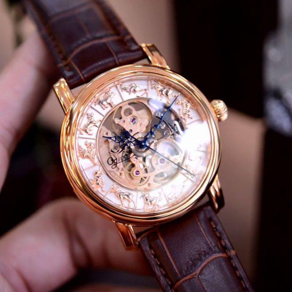 Đồng hồ nam OGIVAL OG358-612AGR-GL