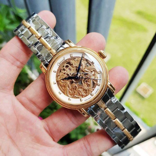 Đồng hồ nam OGIVAL OG358-652AGSR-T