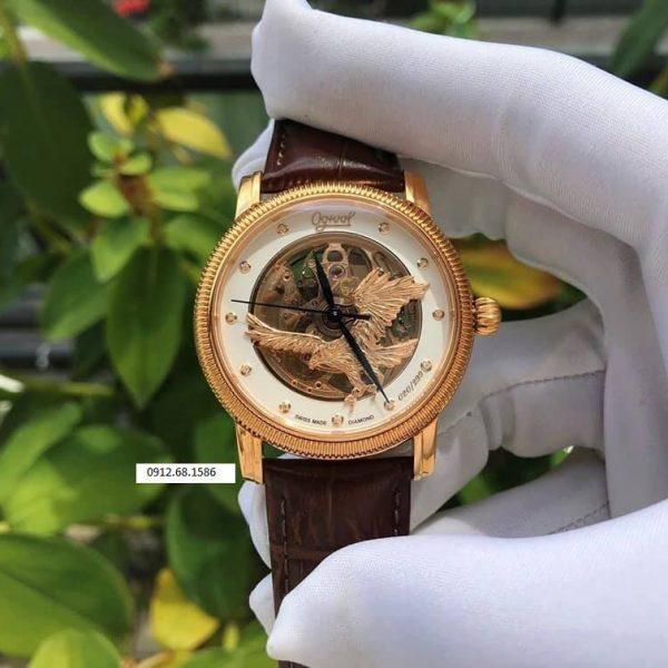 Đồng hồ nam OGIVAL OG358.31AGR-GL-T