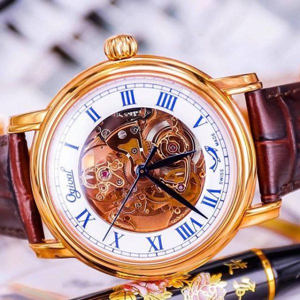 Đồng hồ nam OGIVAL OG358.615AGR-GL-X