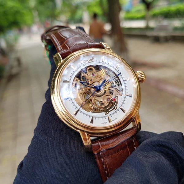 Đồng hồ nam OGIVAL OG358.61AGR-GL