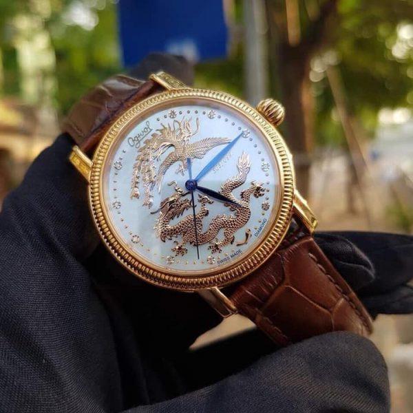 Đồng hồ nam OGIVAL OG358.66AGR-GL