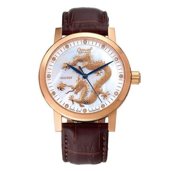 Đồng hồ nam OGIVAL OG388.67AGR-GL-T
