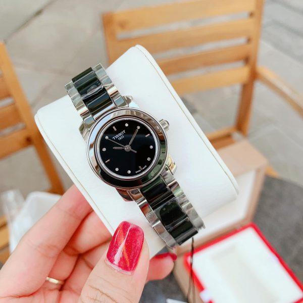 Đồng hồ nữ TISSOT CERAMIC T064.210.22.056.00