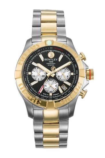 Đồng hồ nam BENTLEY BL1696-10TBI-W
