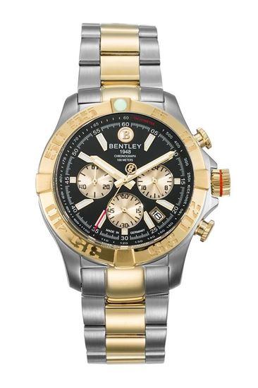 Đồng hồ nam BENTLEY BL1696-10TBI