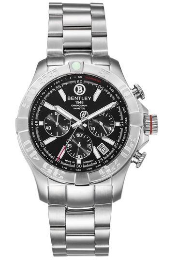 Đồng hồ nam BENTLEY BL1696-10WBI