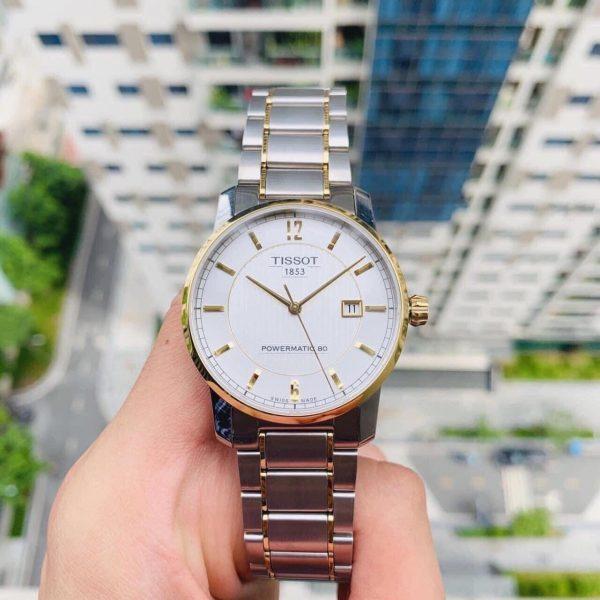 Đồng hồ nam TISSOT TITANIUM T087.407.55.037.00