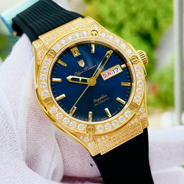 Đồng hồ nam Olym Pianus OP990-45ADDGK-GL-X