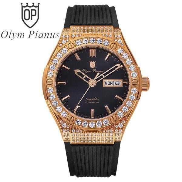 Đồng hồ nam Olym Pianus OP990-45ADDGR-GL-D