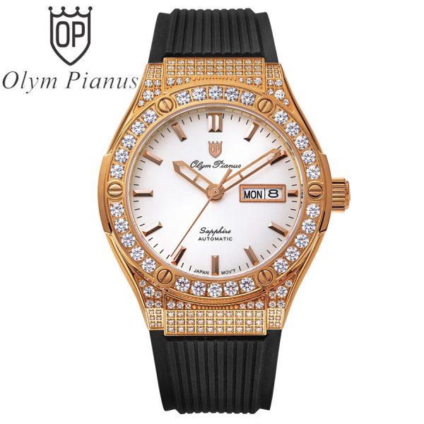 Đồng hồ nam Olym Pianus OP990-45ADDGR-GL-T