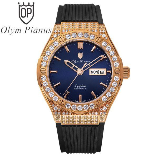 Đồng hồ nam Olym Pianus OP990-45ADDGR-GL-X